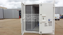 10ft Underwater Systems DNV Container Case Study