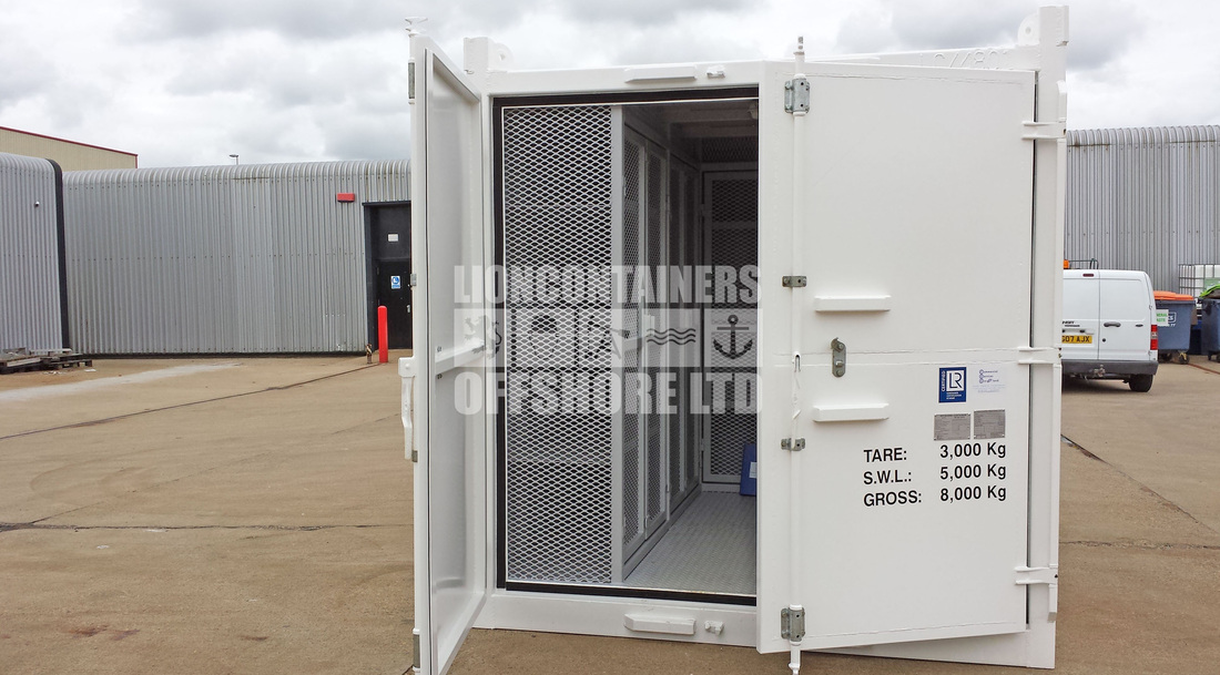 Lion Containers (Offshore) Ltd Blog
