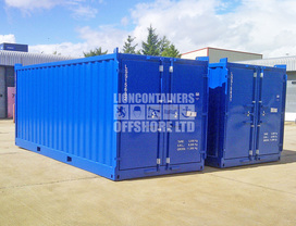 10ft DNV Offshore Containers